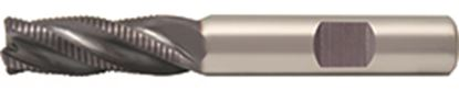 Picture of Solid Carbide 4 Flute Roughing End Mills