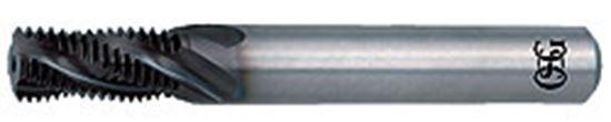 OSG USA 6151011 1mm x 38mm OAL HSSE Drill TiALN