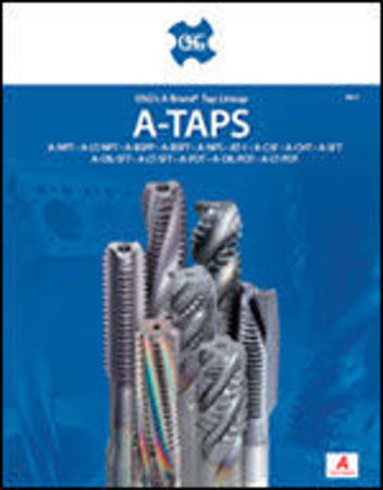 10 Osg Tap Right Hand Cobalt TiN Finish 24 Pitch 1400118505 Thread Forming