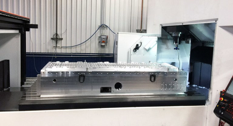For the past 20 years, Lifetime Products Incorporated's mold shop has been producing aluminum blow molds to support the company's production of plastic tables, chairs, coolers, kayaks, outdoor sheds, and much more.