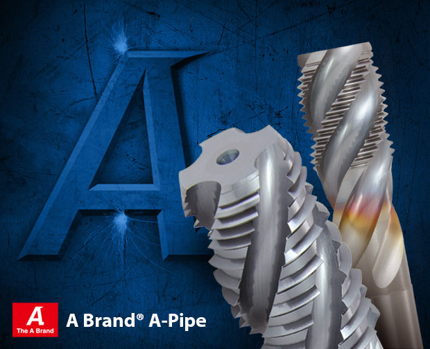 A Brand A-Pipe!