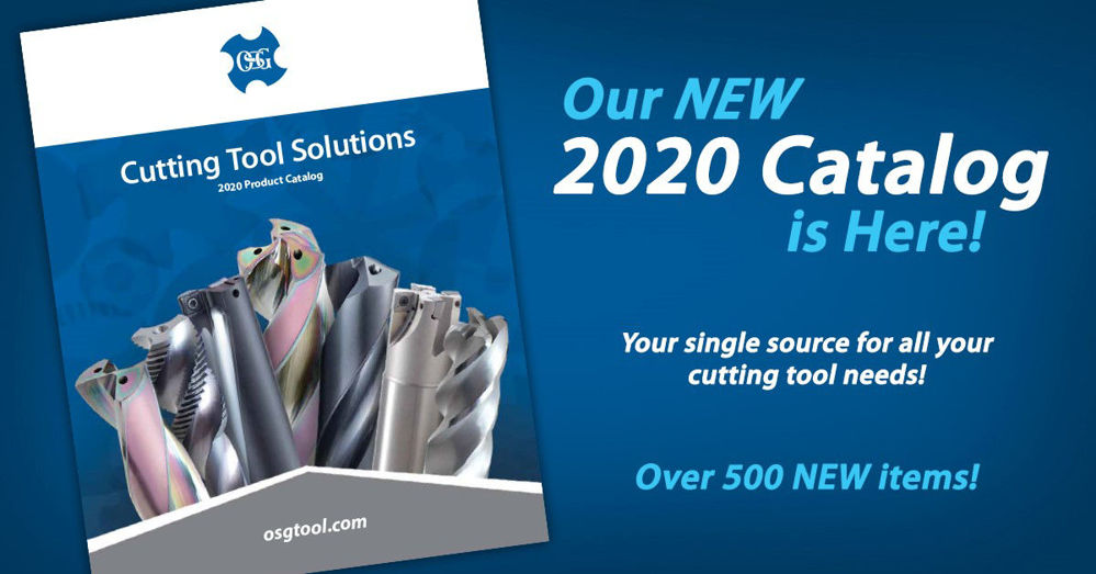 2020 Cutting Tool Solutions