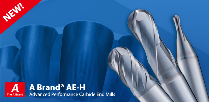 A Brand AE-H End Mills